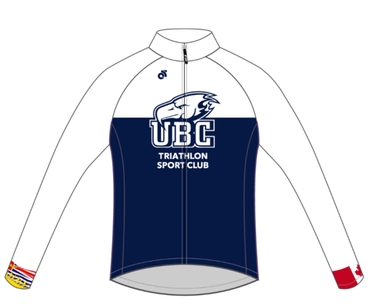 UBC Apex Wind Cycling Jacket
