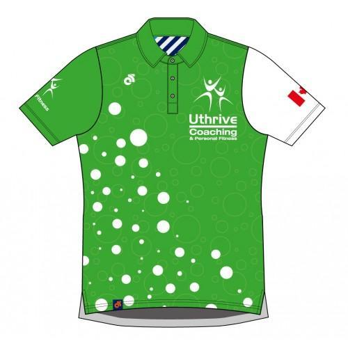 Uthrive Tech Polo