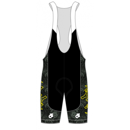 LiveFit Tech Bib Shorts