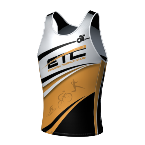 ETC Performance Run Singlet