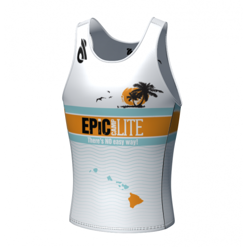 Kona Epic Lite Performance Run Singlet