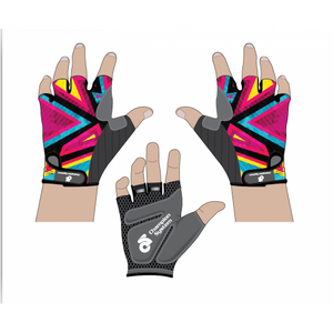 Triming Summer Cycling Gloves