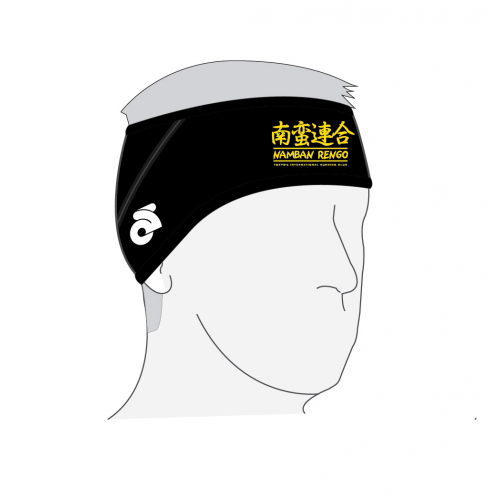 Namban Performance Headband Black