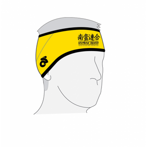 Namban Performance Headband Yellow