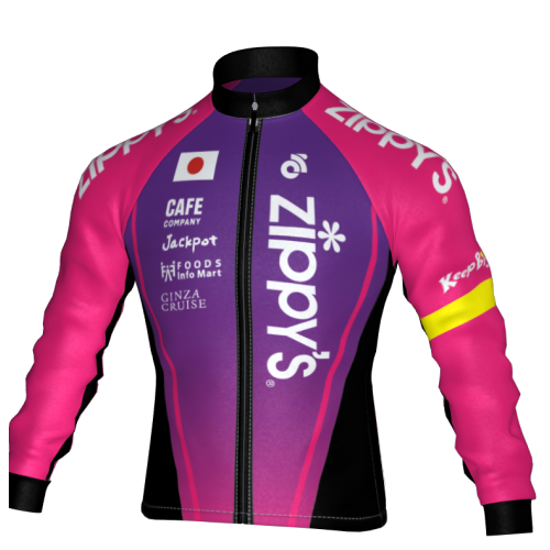 Zippy's Tech Wind Jacket