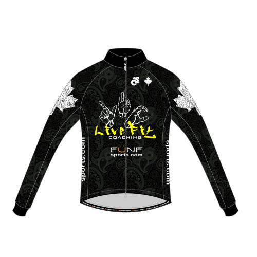 LiveFit Tech Wind Jacket