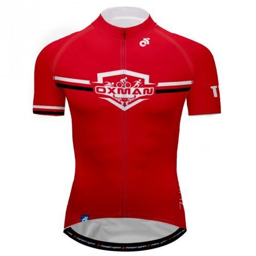 OxMan Tech Cycling Jersey