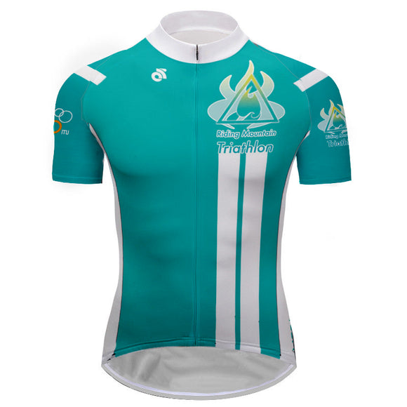 Riding Mountain Cycling Jersey 2018