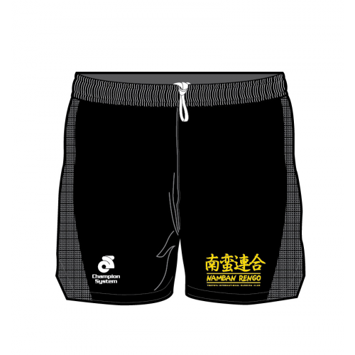 Namban Apex Enduro Shorts Black