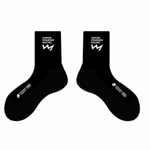 HPR Socks 3 Pack Black