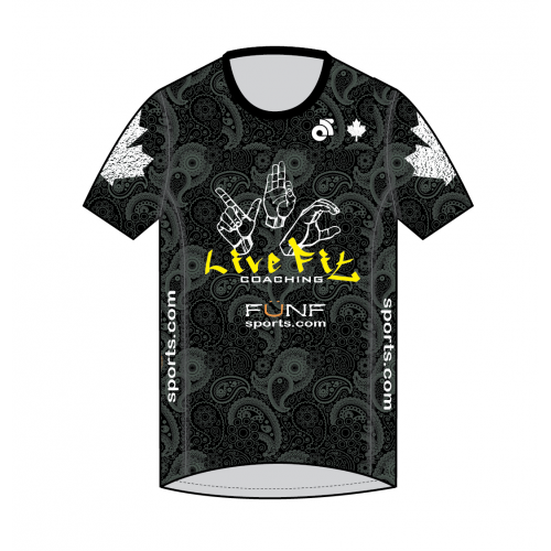 LiveFit Performance Run Top