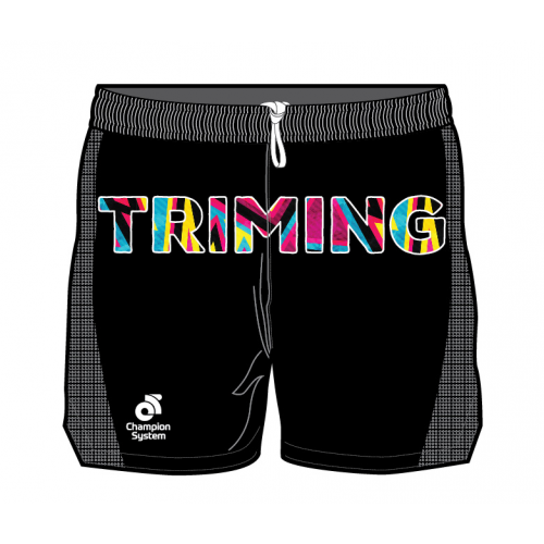 Triming Apex Enduro Shorts Black
