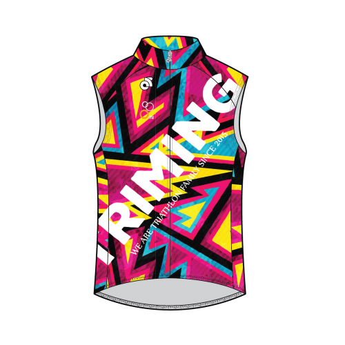Triming Performance Wind Vest