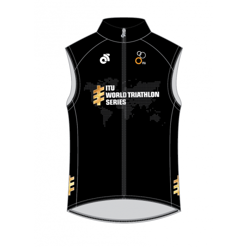 Gold Performance Wind Vest