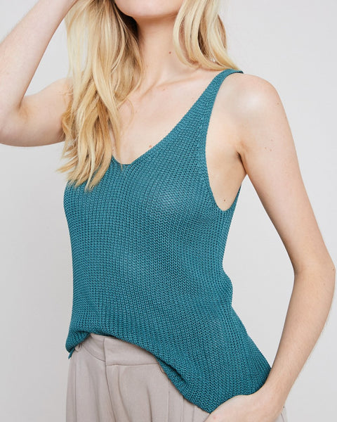 Copycat Knit Tank Top