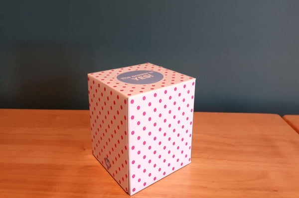 Box of Tissues - eco-friendly facial tissues