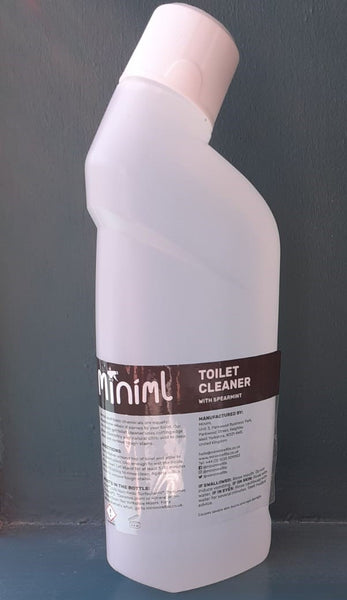Toilet Cleaner - 1 litre in Miniml bottle