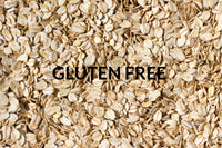 Organic Gluten Free Rolled Oatflakes - 500g