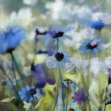 Load image into Gallery viewer, Blue Meadow Art Print