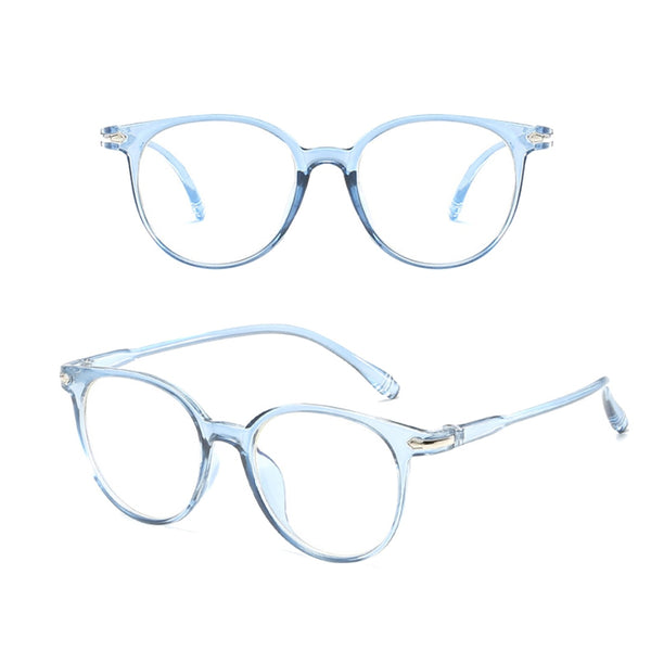Unisex Blue Light Blocking Spectacles Anti Eyestrain Glasses