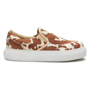 Matisse Gradient Brown/White Sneakers