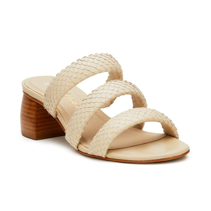 Matisse Milano Ivory/Leather Sandals