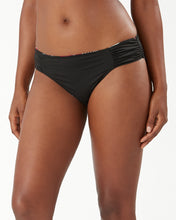 Load image into Gallery viewer, Tommy Bahama Midnight Orchid Reversible Hipster Bikini Bottoms