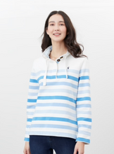 Load image into Gallery viewer, Joules Saunton Cream Stripe Pullover