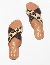 Load image into Gallery viewer, Matisse Pebble Cow-hair Sandals