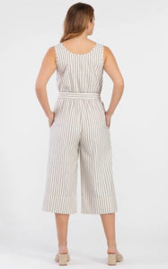 Tribal Striped Jumpsuit