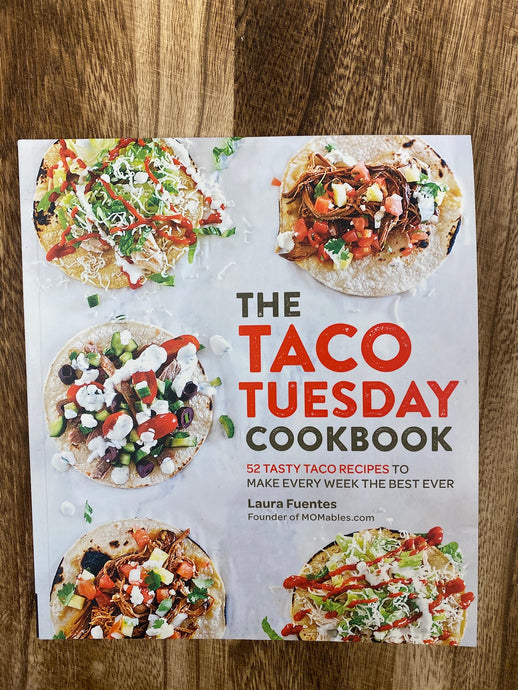 Taco Tuesday Cookbook