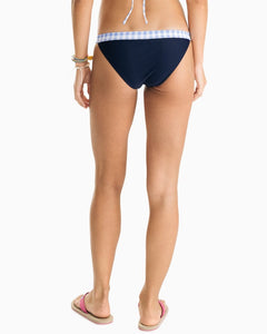 Southern Tide Nautical Navy Swim Bottom