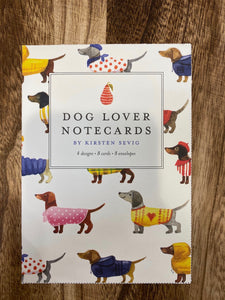 Dog Lover Notecards
