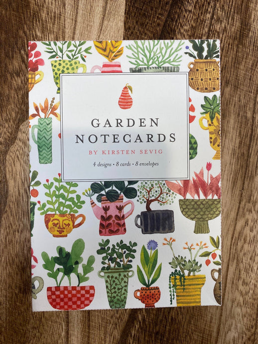 Garden Notecards