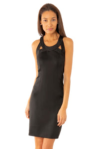 Gretchen Scott Isosceles Black Dress