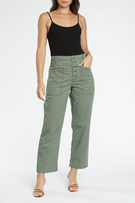 Pistola High Waisted Trouser