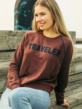Load image into Gallery viewer, Thread and Supply Traveler Sweatshirt