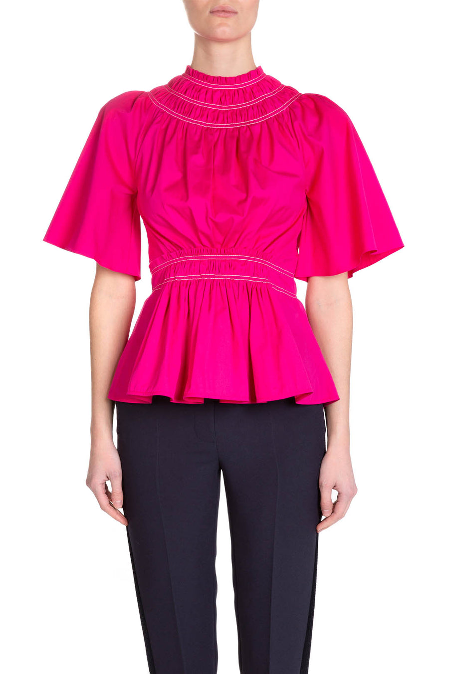 French Pink Lima Top
