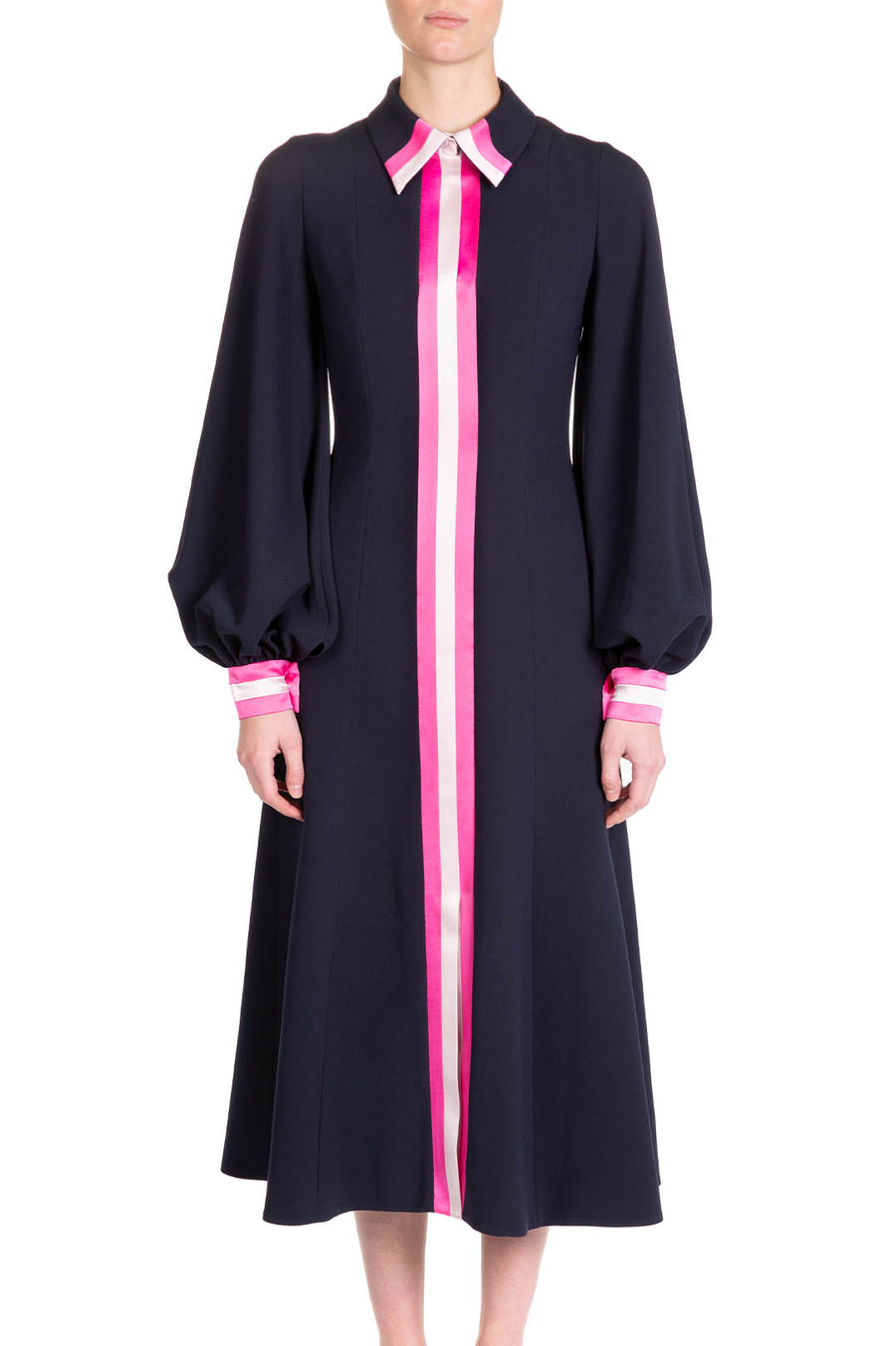 Midnight Kabru Dress