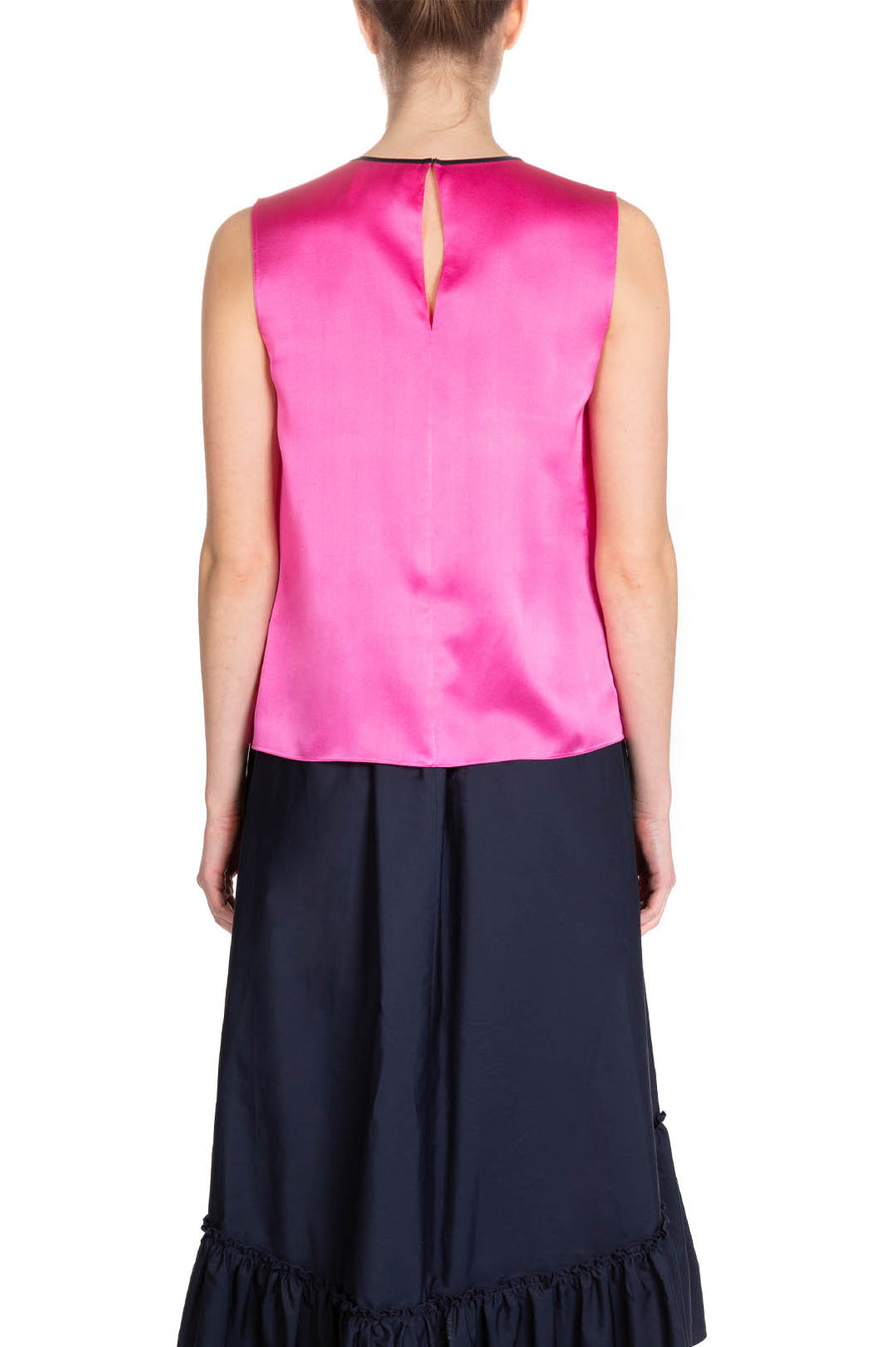 AURA TOP French Pink & Midnight