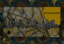 Load image into Gallery viewer, Dar es Salaam by Safina Kimbokota