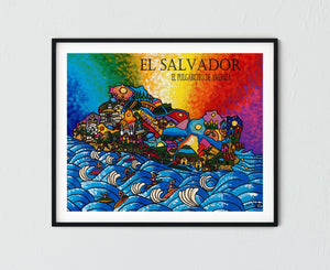 El Salvador by Yosef Pendragon