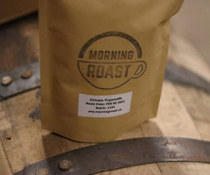 Coffee - Morning Roast Ethiopian Yirgacheffe