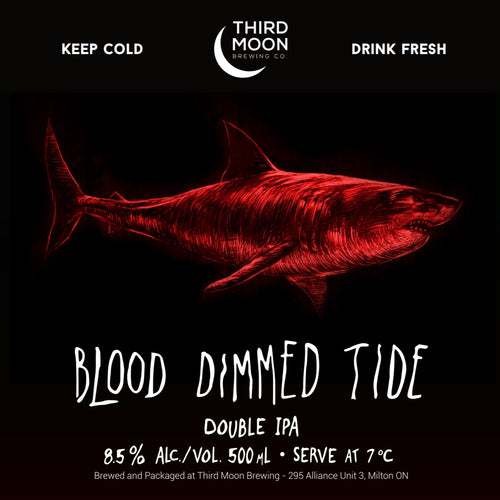 Double IPA - Blood Dimmed Tide