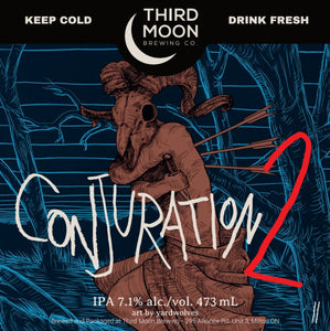 "IPA - 4-pk of ""Conjuration 2"" tall cans"