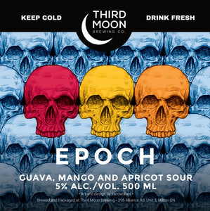 Fruited Sour - Epoch (Guava, Mango & Apricot) bottle