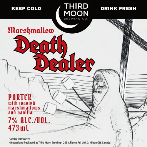 Porter - Marshmallow Death Dealer