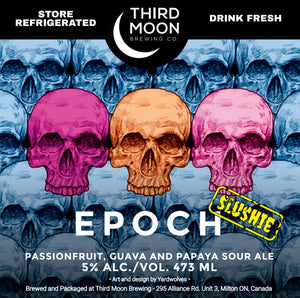 Fruited Slushie Sour - Epoch (Passion Fruit, Guava, Papaya)
