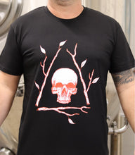 Load image into Gallery viewer, Black Bone Tree T-shirt