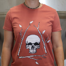 Load image into Gallery viewer, Coral Bone Tree T-shirt
